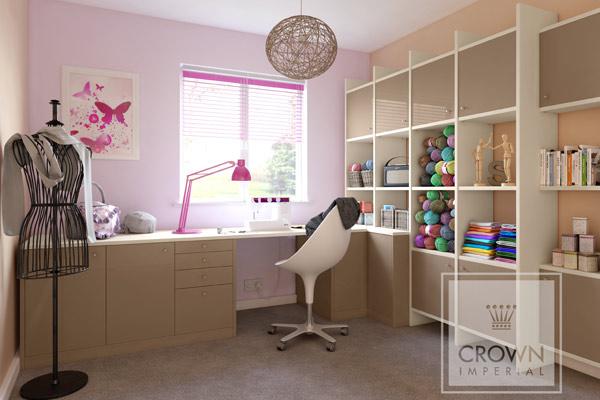 Workshop Bedrooms at Tytherleigh Bedrooms Devon and Dorset