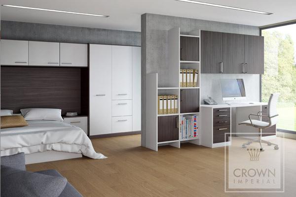 Modern Studio Loft Living Bedrooms at Tytherleigh Bedrooms Devon and Dorset