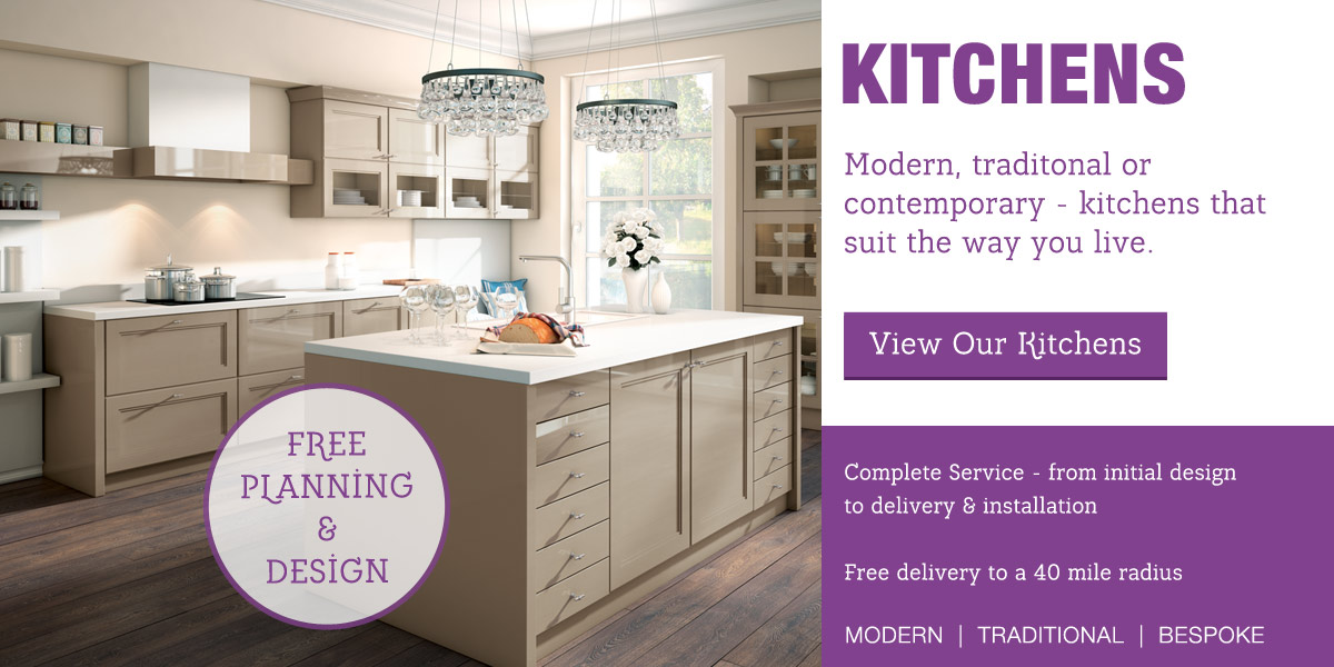 Kitchens by Tytherleigh Kitchens and Bathrooms