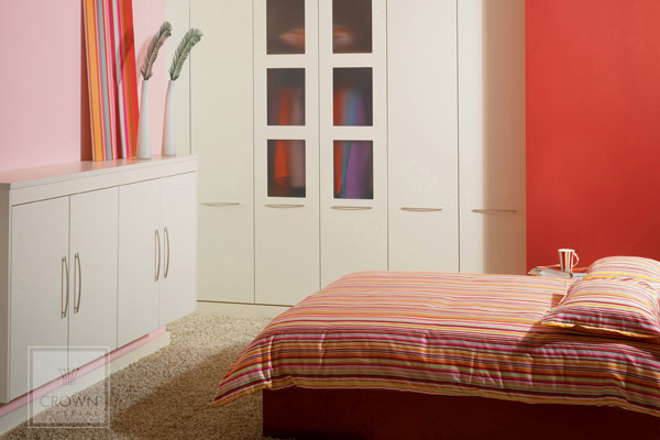 Colourful Bedrooms at Tytherleigh Bedrooms Devon and Dorset