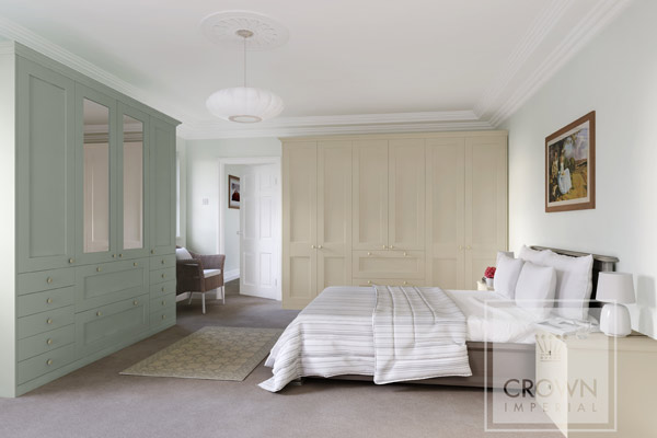 Contemporary Bedrooms at Tytherleigh Bedrooms Devon and Dorset