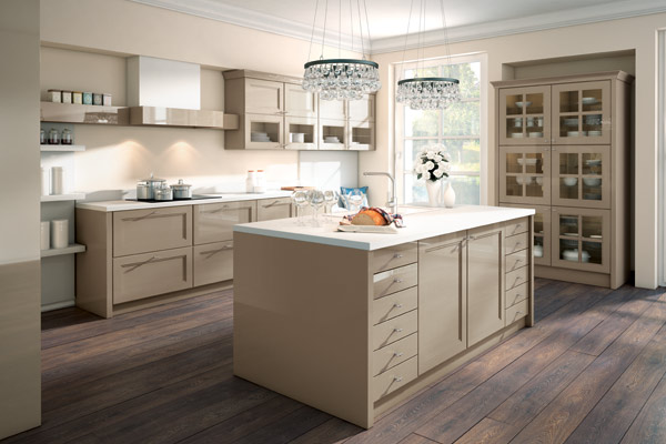 Country Living Style Kitchens Tytherleigh Kitchens Devon