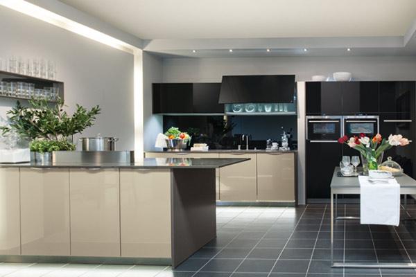 Modern Sleek Contemporary Kitchens Tytherleigh Kitchens Devon