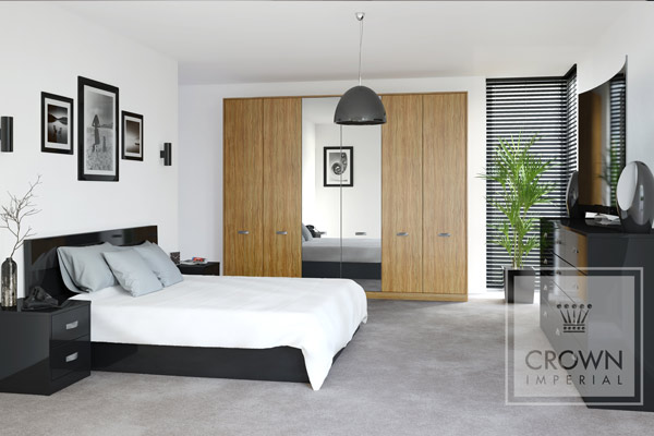 Modern Stylish Bedrooms at Tytherleigh Bedrooms Devon and Dorset