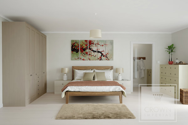Open Plan Bedroom at Tytherleigh Bedrooms Devon and Dorset