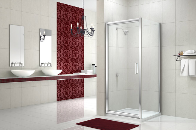 Merlyn Modern Contemporary Showers Tytherleigh Kitchens Bathrooms