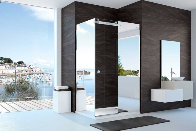 Merlyn Seaside Showers Tytherleigh Kitchens Bathrooms