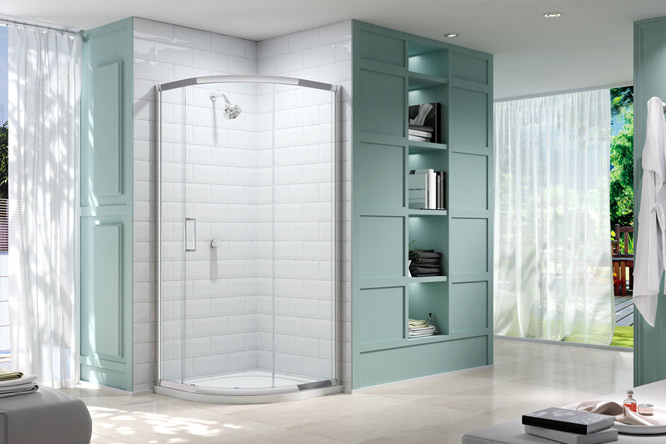 Merlyn Showers Tytherleigh Kitchens Bathrooms