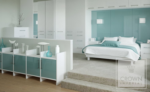 CAD Precision Design for Bedrooms Tytherleigh Kitchens Bathrooms