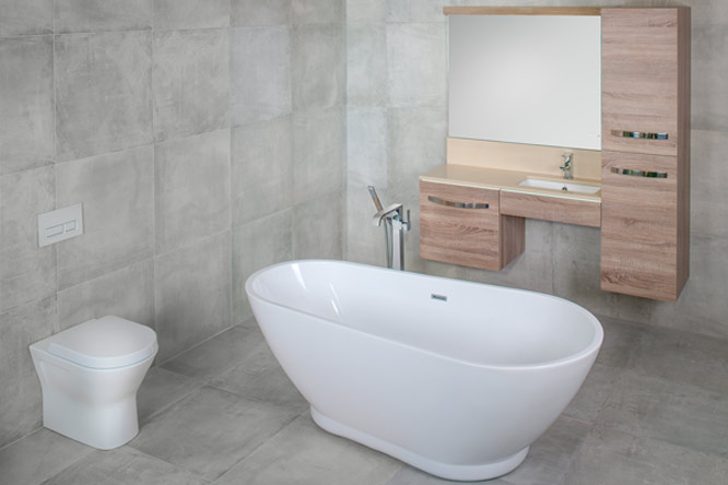 Standalone Bathtubs Tytherleigh Bathrooms