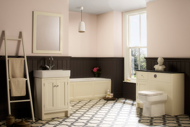 Traditional Bathrooms Tytherleigh Devon