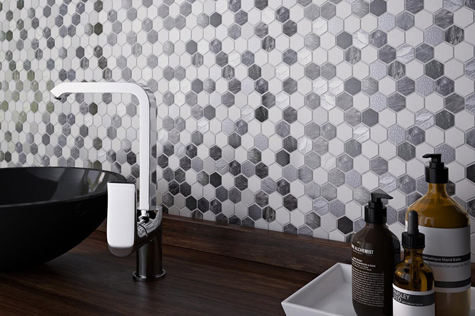 Bathroom Tiles | Tytherleigh Bathrooms | Axminster Devon